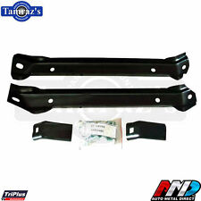 67-72 C/K Pick Up Truck Front Bumper Support Brace Mounting Bracket Set - AMD