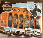 Hexbug Tony Hawk Circuit Boards 2014 Birdhouse - 6 Boards Trucks - NEW Free Ship