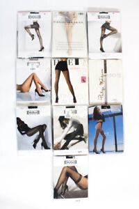 Wolford Donna Karan Womens Sheer Tights Stockings Size Small Medium Large Lot10