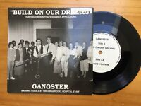 """Gangster: Build On our Dreams: Hinchingbrooke Hospital Scanner Appeal: 7"""" Single"""