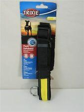 Collare cani Lampeggiante Riflettente LED TRIXIE 40-55 cm 35 mm M210B