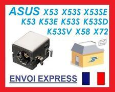 Connecteur alimentation DC Power Jack PJ033 ASUS X53 s K53 K53E K53S X53SE X54
