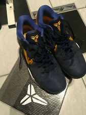 Nike Zoom Kobe VII 7 System Air Kobe Bryant 47,5 47.5 13 purple-gold Lakers