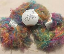 Ggh Apart Color, Color 105 Tutti Ffrutti Tweed.Long Hair. 1 set of 3 balls.