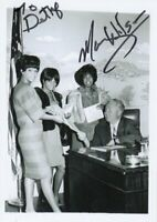 Mary Wilson (USA) Gründungsmitglied The Supremes original signiert/signed !!