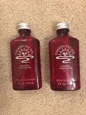 2 BeautiControl Therma Del Sol Warming Massage Oil! 5 oz.- Free Shipping