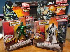 Marvel Universe,Marvel Legends. Spiderman And Fantomex