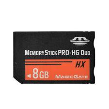 Hot 8GB Memory Stick PRO-HG Media MagicGate Card For PSP 1000 2000 Camera