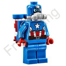 LEGO 76049 SUPER HEROES DELLO SPAZIO CAPITAN AMERICA (suddivisi da 76049)