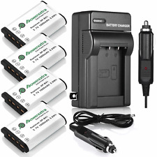 NP-BX1 Battery Pack for SONY DSC-RX100 II HX300 WX300 HDR-CX240 AS100V / Charger