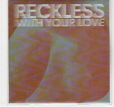 (EF35) Azari & Ill, Reckless With Your Love - DJ CD