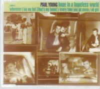 (AU924) Paul Young, Hope in a Hopeless World - 1993 CD