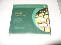 Richard Wagner  Wagner: Tristan und Isolde (2009) 4 cd  Boxset New & Sealed