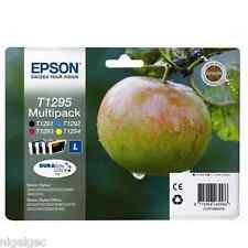 Epson T1291 T1292 T1293 T1294 T1295 Multipack APPLE