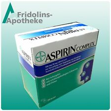 ASPIRIN COMPLEX 20 Beutel Schnupfen, Fieber, Erkältung    /  NUR 1x PORTO!