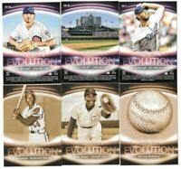 2019 Topps Series 1 & 2 Evolution You Pick/Choose the Card