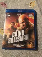 CHINA SALESMAN - BluRay (Mike Tyson, Dong-Xue Lee, Steven Segal)
