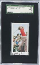 1994 The Dormy Collection Johnny Miller #11 SGC 9