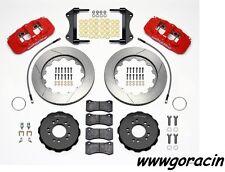Wilwood AERO6 Front Big Brake Kit Fits 2014,2015 C7 Corvette,Stingray,Z06,Red!