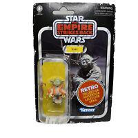 Star Wars Hasbro KennerThe Empire Strikes Back Yoda Retro Collection