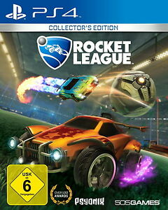 Rocket League Collector's Edition für PS4