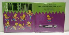 THE SIMPSONS DO THE BARTMAN PROMOTIONAL CD VINTAGE 1990 VERY LIMITED RELEASE