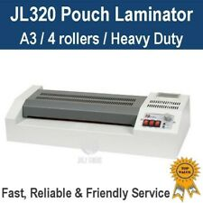 Heavy Duty A3 Pouch Laminator / Laminating machine JL320 (All Metal Build)