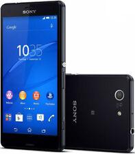 Débloqué Téléphone Sony Ericsson Xperia Z3 Compact D5803 16GB 4G LTE NFC - Noir