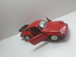 Tonka  1:16 Scale Porsche 911 Turbo Diecast Model.Red (E1)
