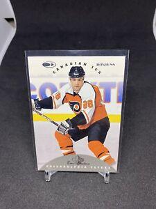 Eric Lindros Donruss 1996-97 Canadian Ice Card 7 Flyers
