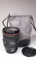 Canon EF 24-105mm f/4 IS L AF USM LENS MINT+++