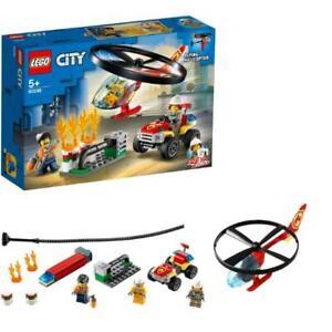 LEGO CITY 60248  ELICOTTERO DEI POMPIERI COSTRUZIONI BAMBINI 5+