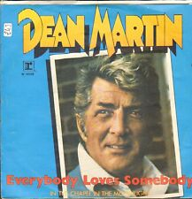 Dean Martin ‎– Everybody Loves Somebody / In The Chapelle In The Moonlight