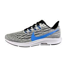 Nike Air Zoom pegasus 36 Gris/Azul Hombre Neutral Zapatillas Correr AQ2203-101