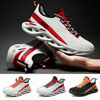 Men's Casual Jogging Walking Shoes Athletic Sports Running Tennis Sneakers Gym