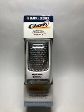 Black & Decker Gizmo Electric Cheese Grater Cordless GG200 Cordless - New