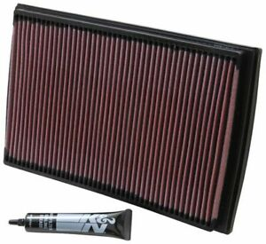 K&N 33-2176 for Volvo V70 Mk 2 performance washable drop in panel air filter
