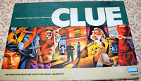 Clue Detective Board Game Replacement Parts & Pieces 2002 2005 Parker Bros