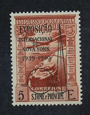 CKStamps: St. Thomas Stamps Collection Scott#C16A Mint NH OG Overprint