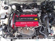 JDM Mitsubishi Lancer Evolution Evo 6 CN9A CP9A 4G63 Turbo ENGINE MOTOR Clip