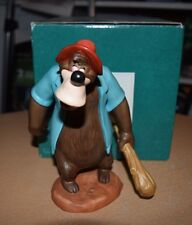 SONG OF THE SOUTH WALT DISNEY CLASSICS COLLECTION BRER BEAR DUH FIGURINE IN BOX!