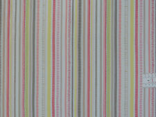 Sale 9,00€/m² - 100cmx110cm: STREIFEN - Borte - Pastell  # Alexander Henry