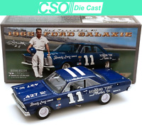 Ned Jarrett 1965 Ford Galaxie University of Racing 1/24 Die Cast IN STOCK