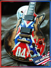 Custom Electric Guitar One Piece Body One Piece Neck Rebel Aged 41 inches for sale