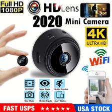 Wifi DVR Home Security HD 1080P Night Vision Remote Mini Spy Camera Wireless US