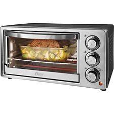 "Oster 6-Slice Toaster Oven 1300-Watt 13""Wx16-4/5""Dx9""H STST TSSTTVF817"