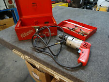 Milwaukee 6583 1 Heavy Duty Screw Shooter Electric Screwdriver With Bits Amp Case