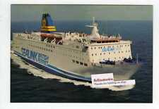 MS Sealink St Nicholas Ferry Boat Cruise Passenger Vessel Ship Shipping