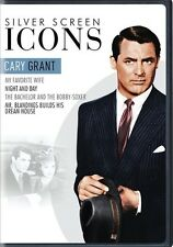 TCM Greatest Classic Films Legends: Cary Grant (DVD,2012)