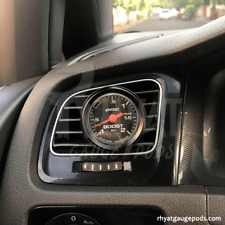 VW Golf MK7 52mm - Soporte Manometro Gauge Pod Porta Support